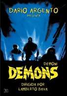Demoni - Spanish DVD cover (xs thumbnail)