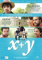 X+Y - Australian Movie Poster (xs thumbnail)