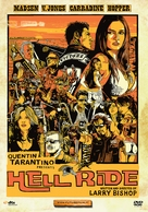 Hell Ride - Finnish DVD movie cover (xs thumbnail)