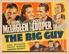 The Big Guy - Movie Poster (xs thumbnail)