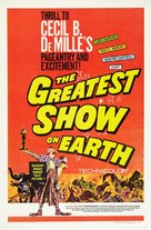 The Greatest Show on Earth - Re-release movie poster (xs thumbnail)