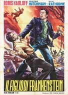 Son of Frankenstein - Italian Movie Poster (xs thumbnail)