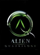 Alien: Resurrection - DVD movie cover (xs thumbnail)