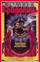 Bomber & Paganini - German Movie Poster (xs thumbnail)