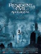 Resident Evil: Apocalypse - French Movie Poster (xs thumbnail)