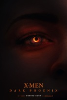 X-Men: Dark Phoenix - Danish Movie Poster (xs thumbnail)