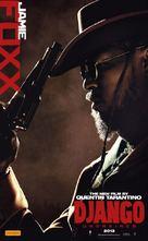 Django Unchained - Australian Movie Poster (xs thumbnail)