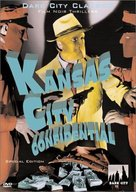 Kansas City Confidential - DVD cover (xs thumbnail)