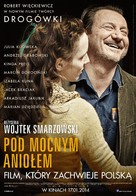 Pod Mocnym Aniolem - Polish Movie Poster (xs thumbnail)