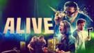 Alive - British poster (xs thumbnail)