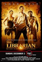 The Librarian: Return to King Solomon's Mines - Movie Poster (xs thumbnail)