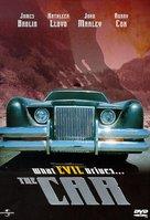 The Car - DVD movie cover (xs thumbnail)