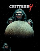 Critters 4 - Movie Poster (xs thumbnail)