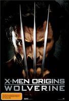 X-Men Origins: Wolverine - Australian Movie Poster (xs thumbnail)