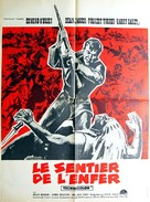 Warpath - French Movie Poster (xs thumbnail)