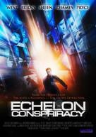 Echelon Conspiracy - Thai Movie Poster (xs thumbnail)
