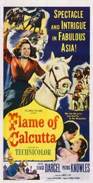 Flame of Calcutta - Movie Poster (xs thumbnail)