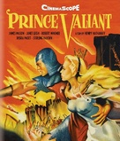 Prince Valiant - British Blu-Ray cover (xs thumbnail)