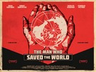 The Man Who Saved the World - British Movie Poster (xs thumbnail)