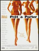 Prêt-à-Porter - French Movie Poster (xs thumbnail)
