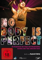 No Body Is Perfect - German Movie Cover (xs thumbnail)