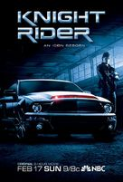"""Knight Rider"" - Movie Poster (xs thumbnail)"