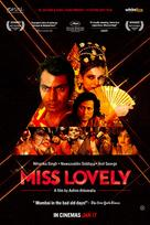 Miss Lovely - Indian Movie Poster (xs thumbnail)