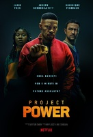 Project Power - Italian Video on demand movie cover (xs thumbnail)