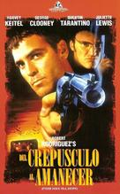 From Dusk Till Dawn - Argentinian Movie Cover (xs thumbnail)