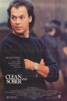Clean and Sober - Movie Poster (xs thumbnail)