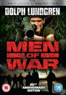 Men Of War - British DVD cover (xs thumbnail)