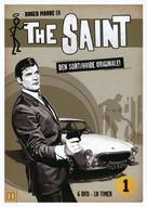 """The Saint"" - Danish DVD movie cover (xs thumbnail)"