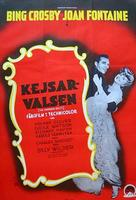 The Emperor Waltz - Swedish Movie Poster (xs thumbnail)