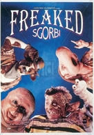 Freaked - Italian DVD movie cover (xs thumbnail)