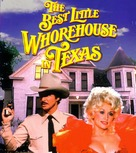 The Best Little Whorehouse in Texas - Movie Cover (xs thumbnail)