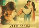 Veer-Zaara - Indian Movie Poster (xs thumbnail)