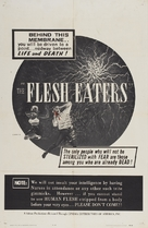The Flesh Eaters - Movie Poster (xs thumbnail)