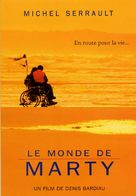 Le monde de Marty - French DVD movie cover (xs thumbnail)