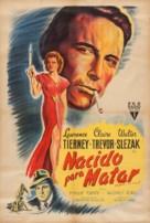 Born to Kill - Argentinian Movie Poster (xs thumbnail)