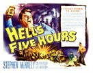 Hell's Five Hours - Movie Poster (xs thumbnail)