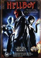 Hellboy - Australian Movie Cover (xs thumbnail)