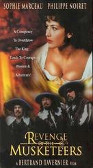 La fille de d'Artagnan - VHS cover (xs thumbnail)