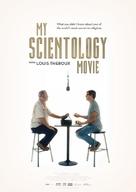 My Scientology Movie - British Movie Poster (xs thumbnail)