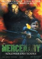 Mercenary - German DVD cover (xs thumbnail)