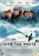 Into the White - Danish DVD cover (xs thumbnail)