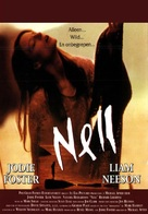 Nell - German Movie Poster (xs thumbnail)