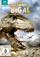 Allosaurus - German DVD cover (xs thumbnail)