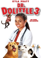 Dr Dolittle 3 - DVD cover (xs thumbnail)