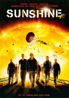 Sunshine - DVD cover (xs thumbnail)