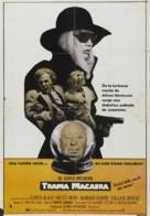 Family Plot - Argentinian Movie Poster (xs thumbnail)